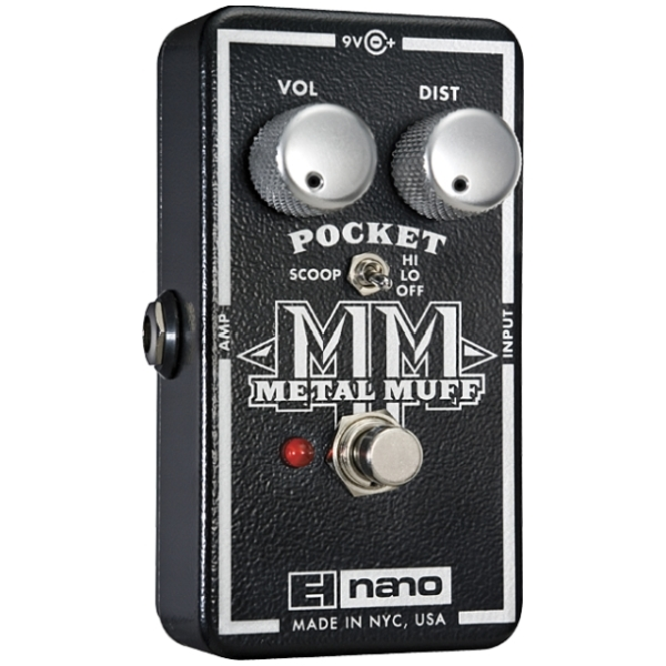 Electro Harmonix - Pocket Metal Muff