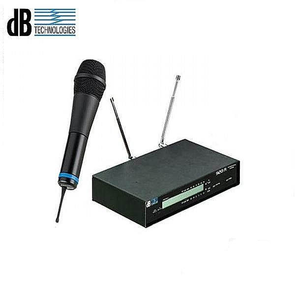 dB Technologies - [PU 920M] Radiomicrofono /  Banda  LW2