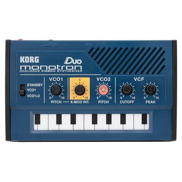 Korg - [MONOTRON-DUO] Synth analogico palmare con doppio oscillatore