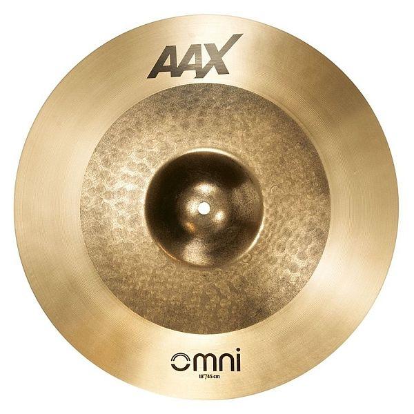 """Sabian - Aax - [218OMX] """"Omni"""" Crash 18"""