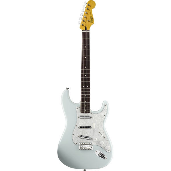 Fender - Squier Vintage Modified - Stratocaster Surf Sonic Blue Rosewood [0301220572]
