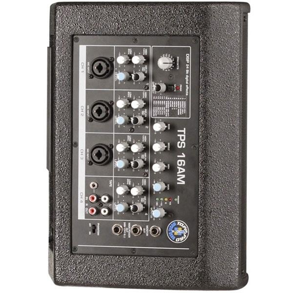 """Topp Pro - TPS 16 - [TPS 16AM] Diffusore monitor attivo 6.5"""" a 2 vie 140W"""