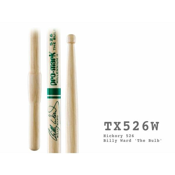 "Promark - [TX526W] Bacchette 5A B. WARD ""The Bulb"""