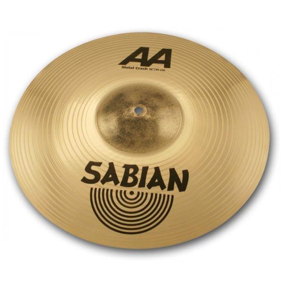 Sabian - AA - [21609MXB] Metal Crash 16