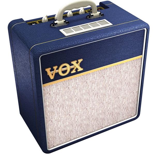 Vox - AC4 - [AC4C1-BL] Amplificatore combo per chitarra Blu