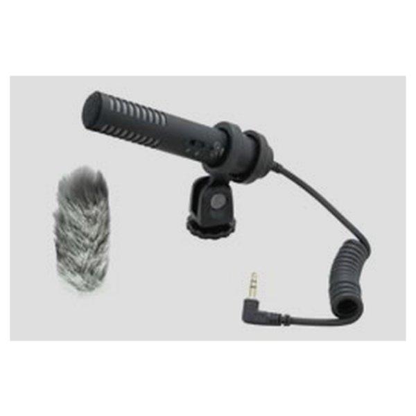 Audio Technica - [AUTEPRO24CMF] Microfono stereo condensatore x telecamera