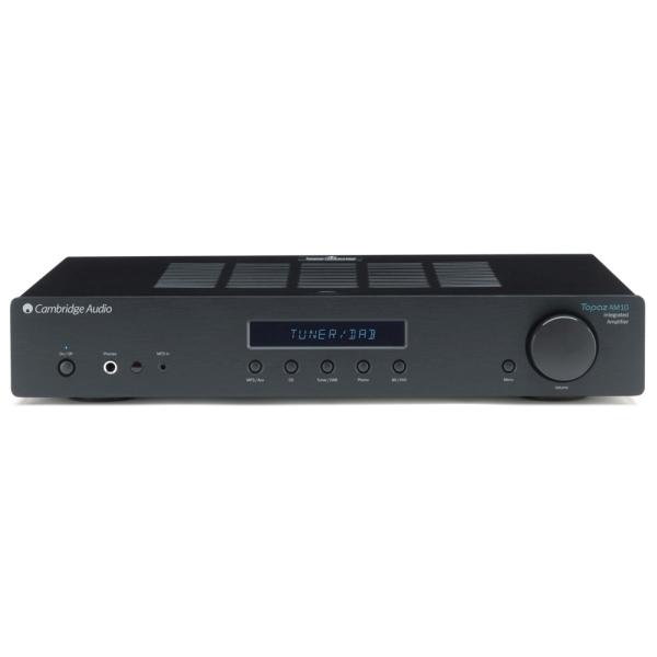 Cambridge Audio - Amplificatore integrato TOPAZ AM 10 - Black