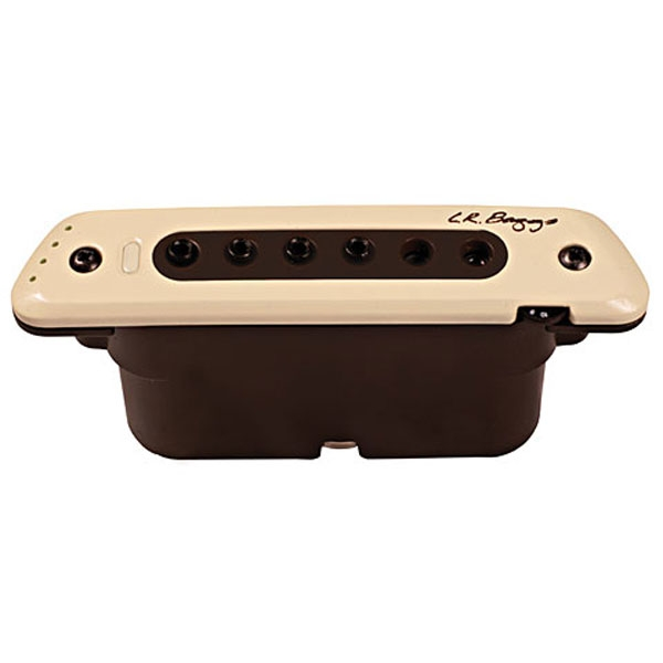 L.R. Baggs - [M80] Magnetic pickup with full range 3D body sensitivity