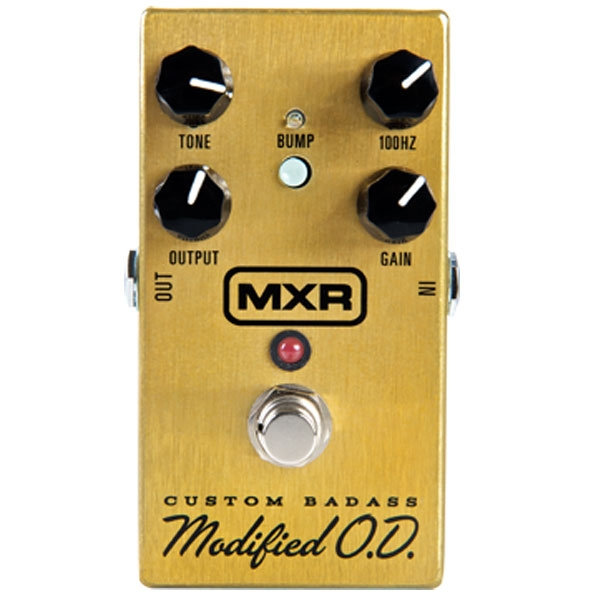 Dunlop - Mxr - [M77] Custom Badass Modified O.D.