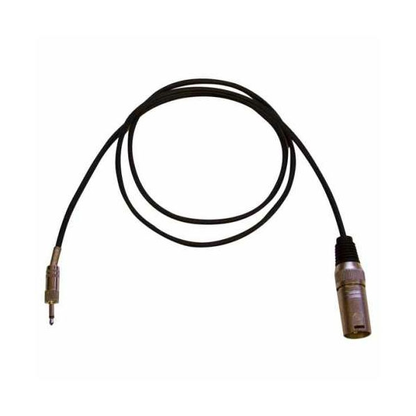Bespeco - Eagle - Cavo audio jack 3,5mm mono M > XLR 3 poli M 2mt [EBMS200]
