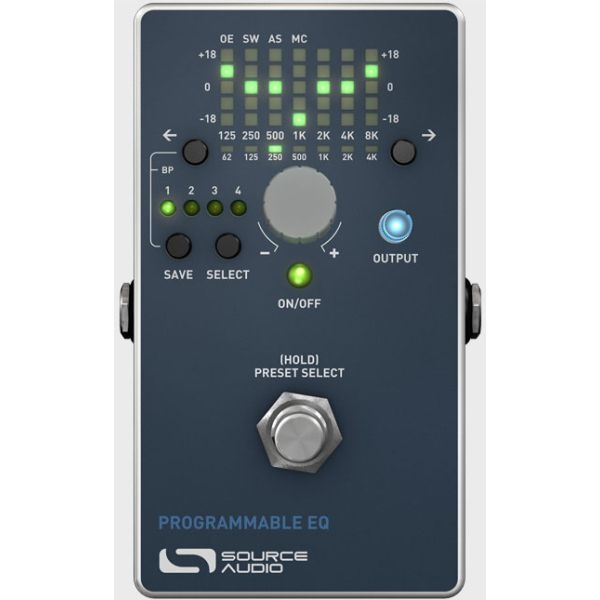 Source Audio - [SA170] Programmable EQ