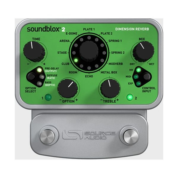 Source Audio - soundblox - [SA225] Dimension Reverb