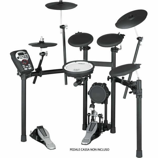 Roland - V-Drums - [TD11K] Batteria elettronica - Stand Incluso