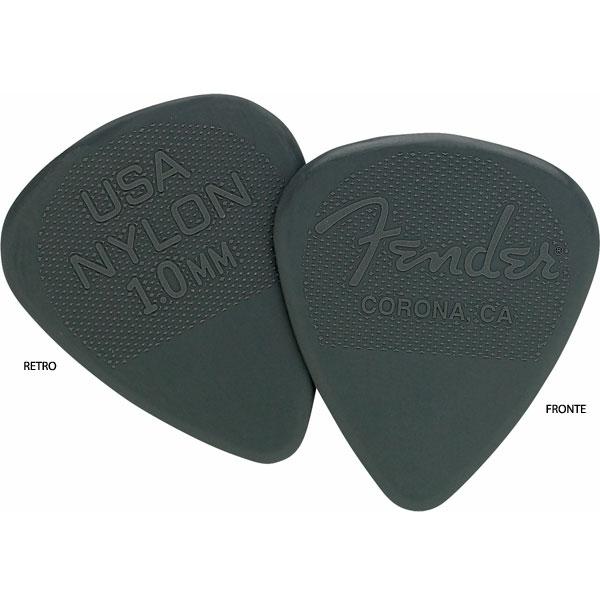 Fender - [0986351900] Plettro 1.0 in nylon