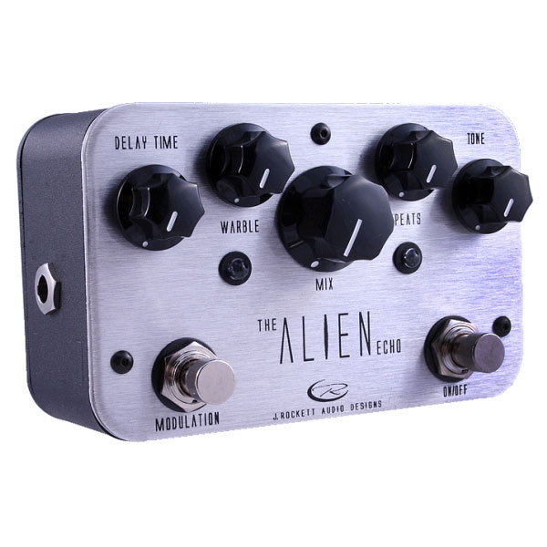 J. Rockett - Pro - [ALIEN ECHO] Pedale delay/echo