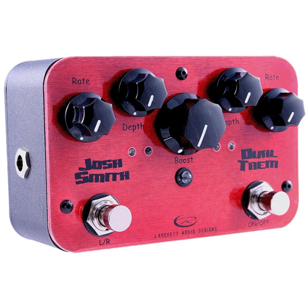 J. Rockett - Signature - [DUAL TREM] Pedale tremolo - Josh Smith signature