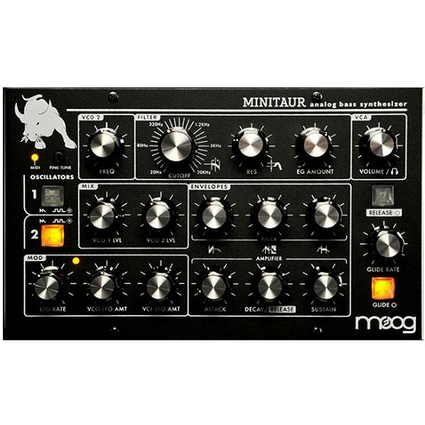 Moog - [MINITAUR] Sintetizzatore analogico per suoni di basso