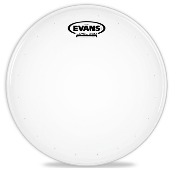 Evans - ST Super Tough - [JDB13STD]  Pelle x rullante - Dry con fori - sabbiata