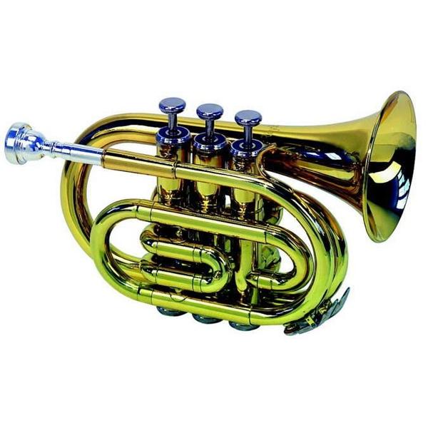 Roy Benson - [F701200] Tromba Sib laccata