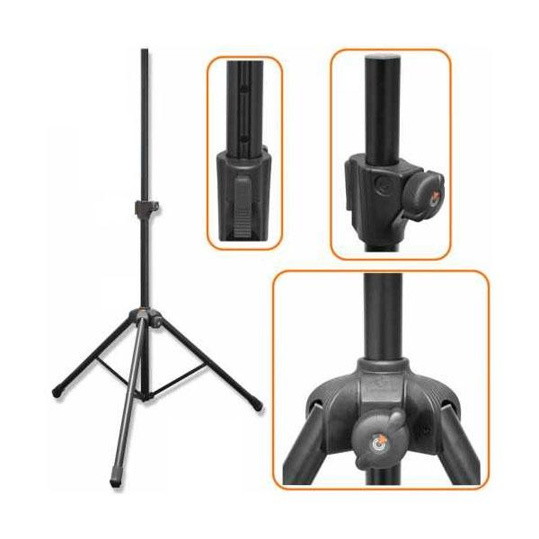Bespeco - Metal - [PN90XLN] Supporto per diffusori