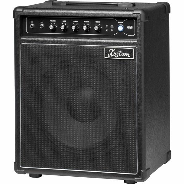 Kustom - KB - [KB20] Amplificatore combo per basso 20W