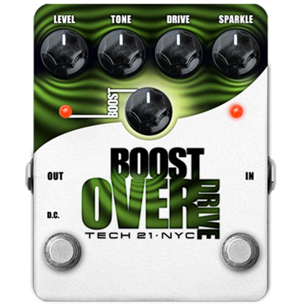 Tech 21 - Boost Overdrive
