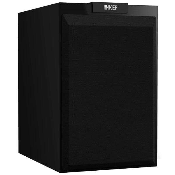 KEF - Serie R - [R100BK] Diffusore acustico da piedistallo a 2 vie 25-100W