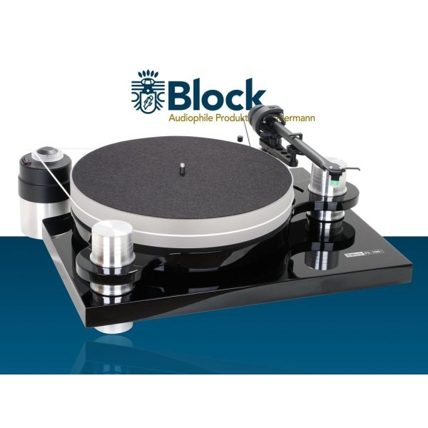 Audioblock - [PS100 Plus] Giradischi Analogico Audiophile