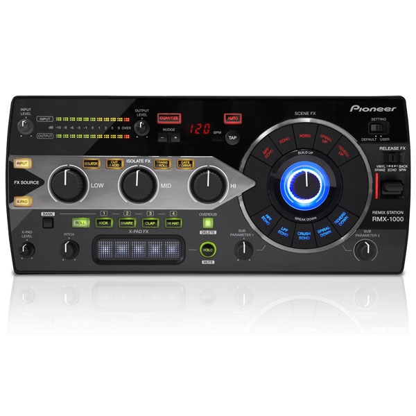 Pioneer - [RMX-1000] Sistema 3 in 1 con software per editing