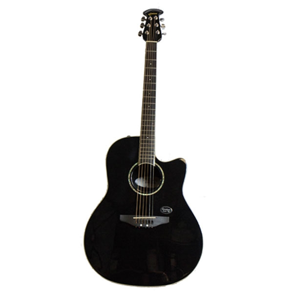 Ovation - [CC24S5] OV Celebrity S.Top Black