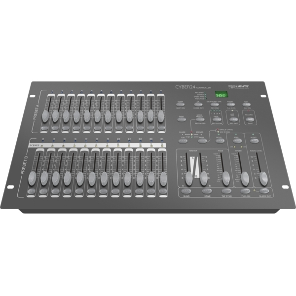 Prolights - [CYBER24] Controller DMX 24 canali