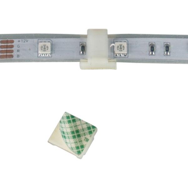 Prolights - [LSCLAMP2] Supporto di fissaggio per LEDSTRIP301/601
