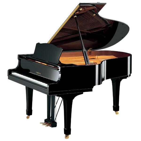 Yamaha - [C3L] Pianoforte a Coda USATO Polished Ebony
