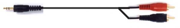 Thender - [15-570] Cavo 2 Rca Plug-3,5 Plug m 0,7