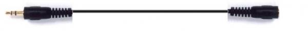 Thender - [15-587] Cavo 3,5st Plug-3,5 Jack  m 1,5
