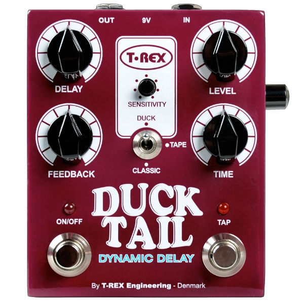T-Rex - Duck Tail