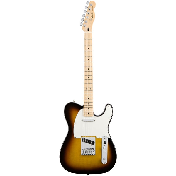 Fender - Mexican Standard - [0145102532] Telecaster Brow Sunburst Maple