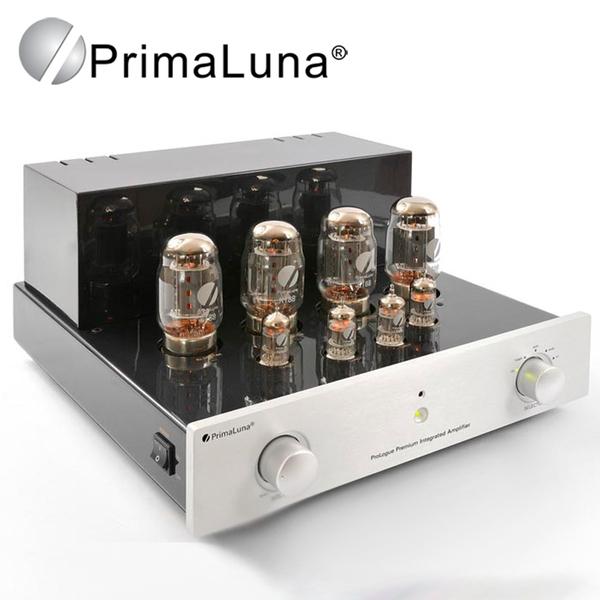 Prima Luna - Prologue Classico Amplificatore  EL34 Grigio