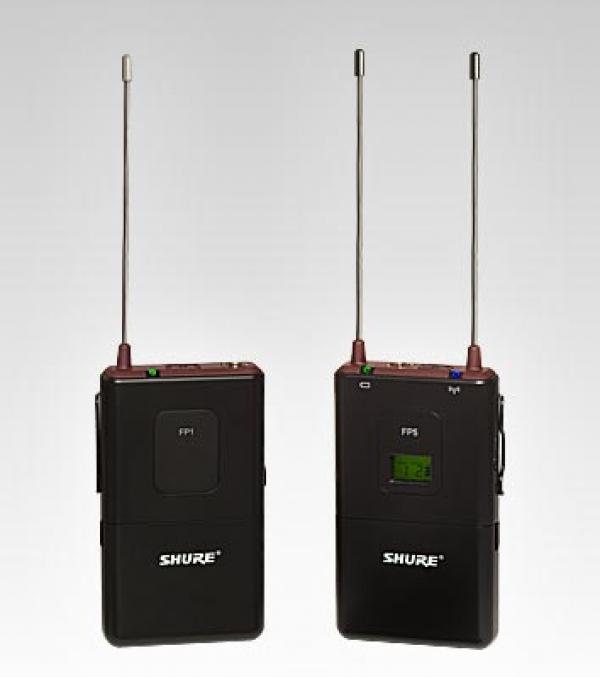 Shure - FP15 Sistema Radiomicrofonico Bodypack (H5)