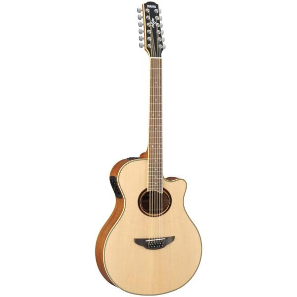 Yamaha - APX - [APX700II-12 NT] Chitarra acustica 12 corde elettrificata Natural
