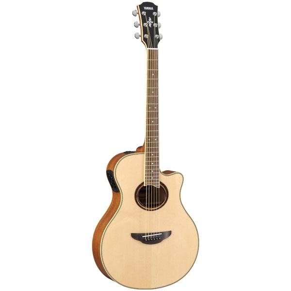 Yamaha - APX - [APX700II NT] Chitarra acustica elettrificata Natural