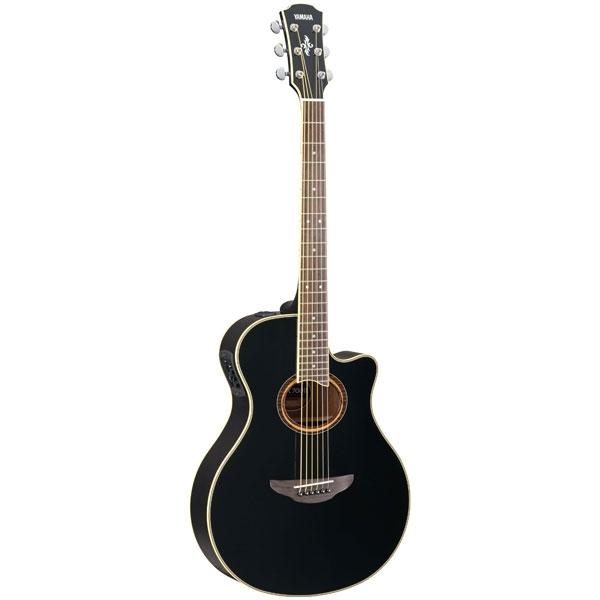 Yamaha - APX - [APX700II BL] Chitarra acustica elettrificata Black