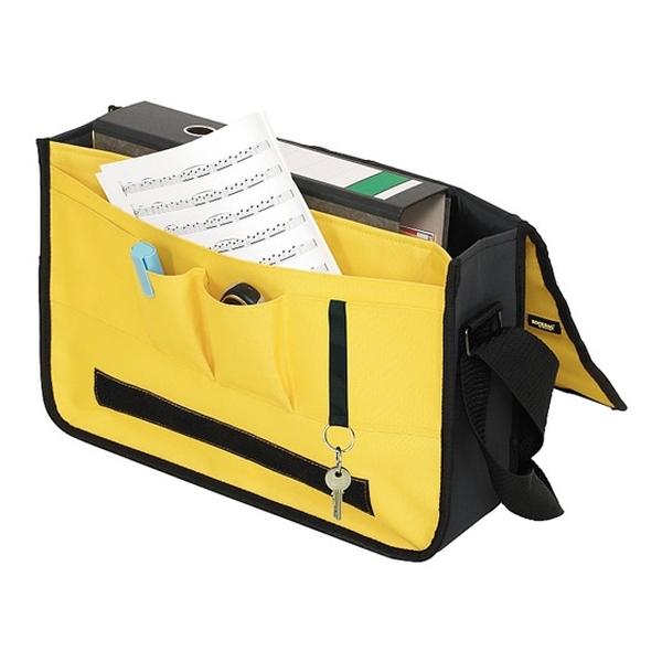 Rockbag - [RB29003B/YE] Borsa portaspartiti - colore giallo