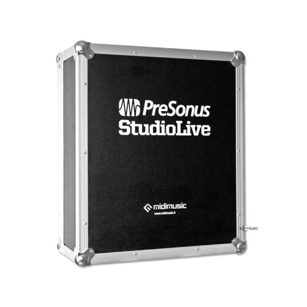 PreSonus - [FLSL16] Flightcase x Studio Live 16.4.2