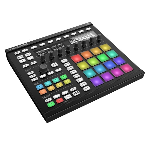 Native Instruments - MASCHINE MkII Nero