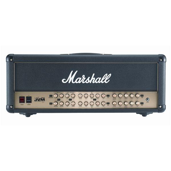 Marshall - [JVM410HJS] Testata Joe Satriani Signature