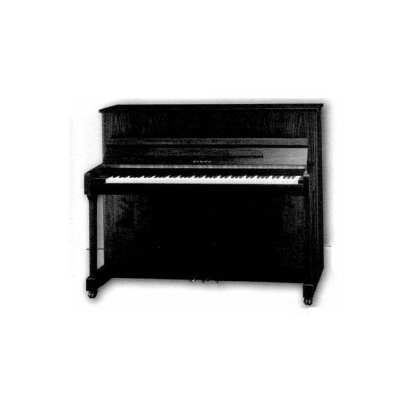 Samick - [JS121M] Pianoforte Verticale Nero (s.n. IJNB00829) [Korea]