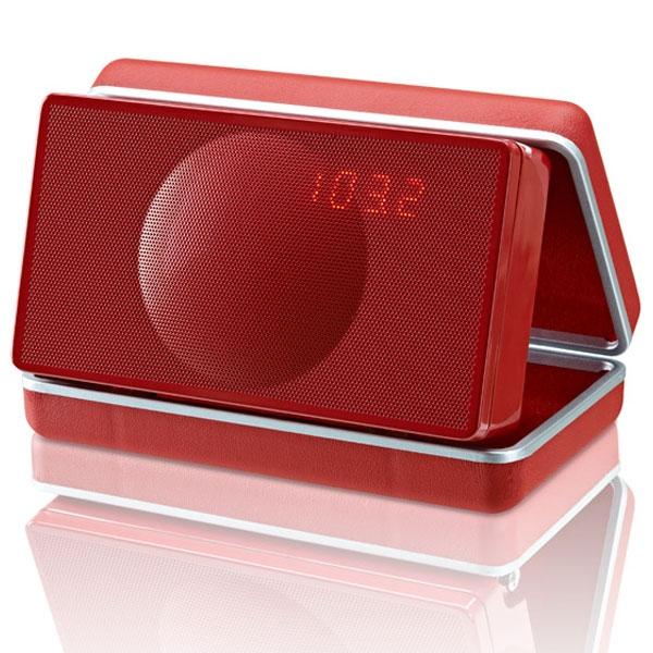 Geneva - XS - Sistema audio XS Rosso