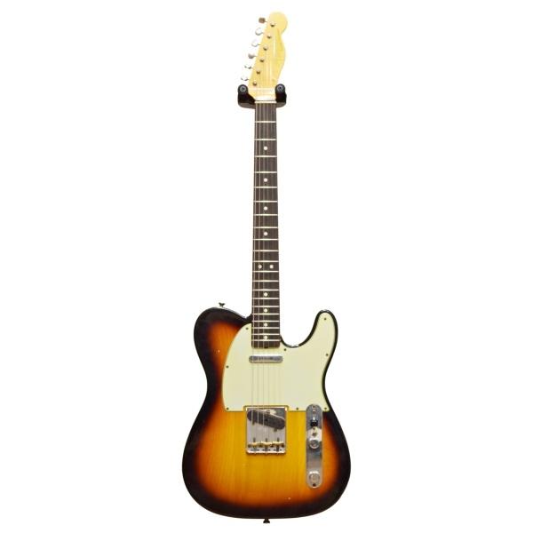 Fender - Custom Shop - [9238000929] Telecaster 60'S  Duo Tone Relic - Rw.