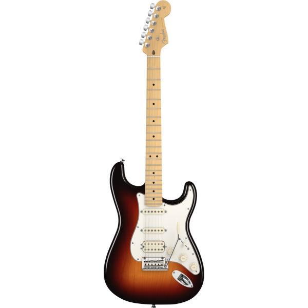 Fender - American Standard - [0113102700] Stratocaster HSS 3-Color Sunburst Maple